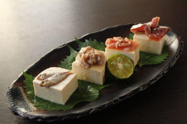すくがらす島豆腐セット