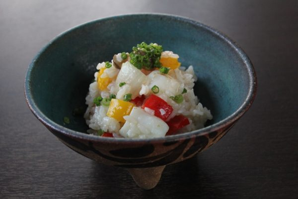 セーイカの寿司リゾット風